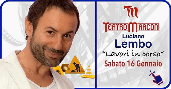 Spettacolo teatrale del comico il 16 Gennaio 2016 -Teatro Marconi, Roma - 9e0d0a_653bfb162928457cb8af3dbe559424b5