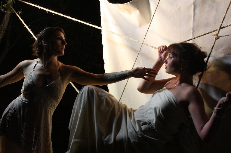 Theresa and the Angel (Study)
