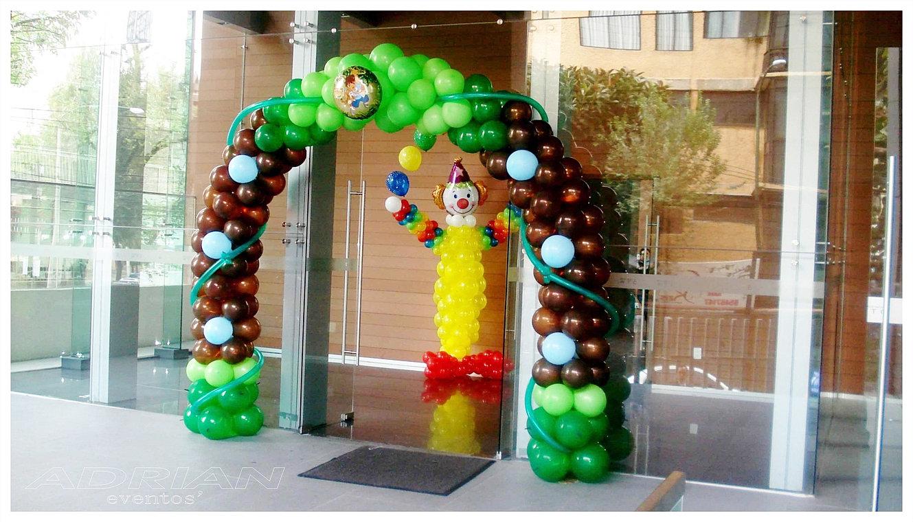 Entrega de globos a domicilio for Globos para quinceaneras