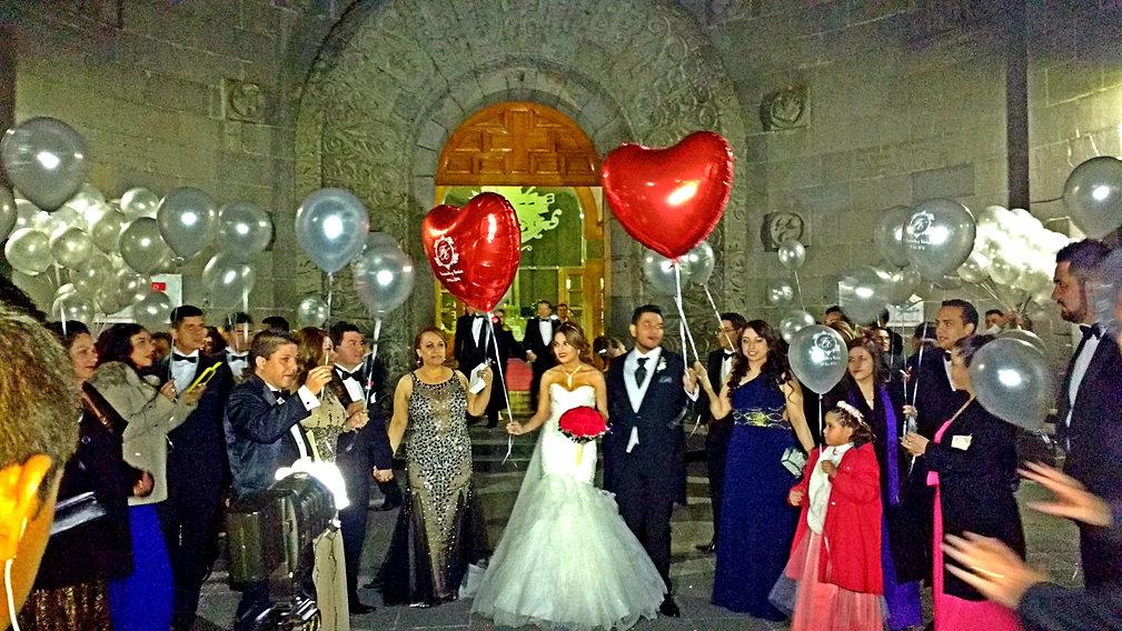 Centros de mesa de globos - Decoracion los angeles ...