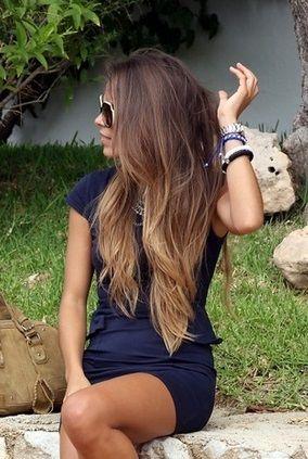 Si aun no te decides por esta técnica, que otorga una iluminación espectacular en tu cabello, te dejamos unos ejemplos para que te atrevas y reserves tu