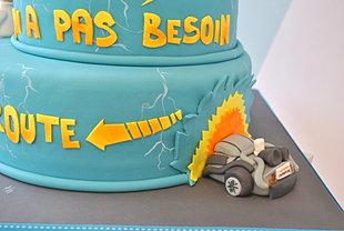 Cake Design - Toulouse Gateaux d anniversaire