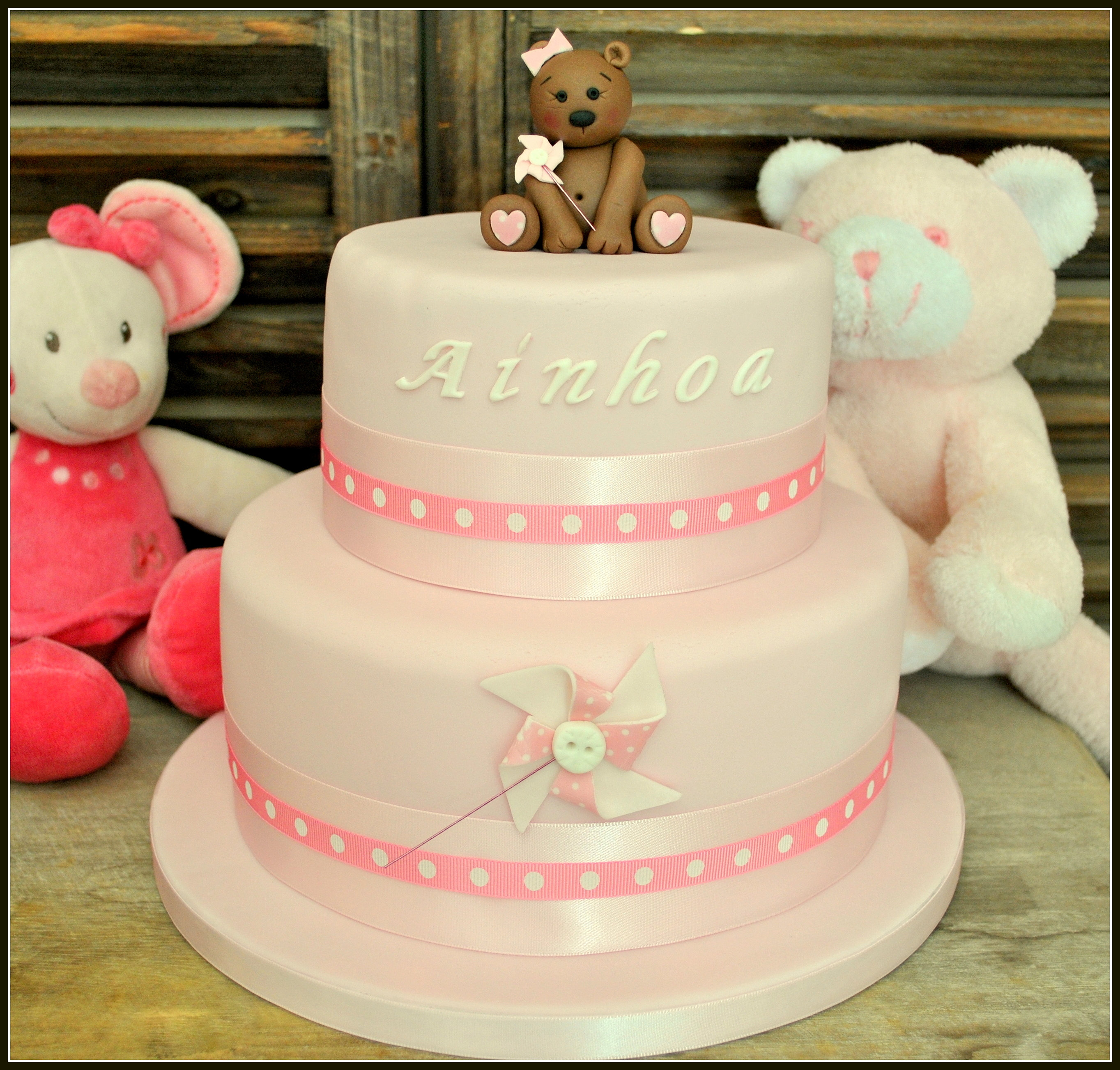 Cake Design Toulouse : Cake Design - Toulouse Gateau ourson mignon