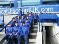 OSA U15 Boys Liverpool England Goodison