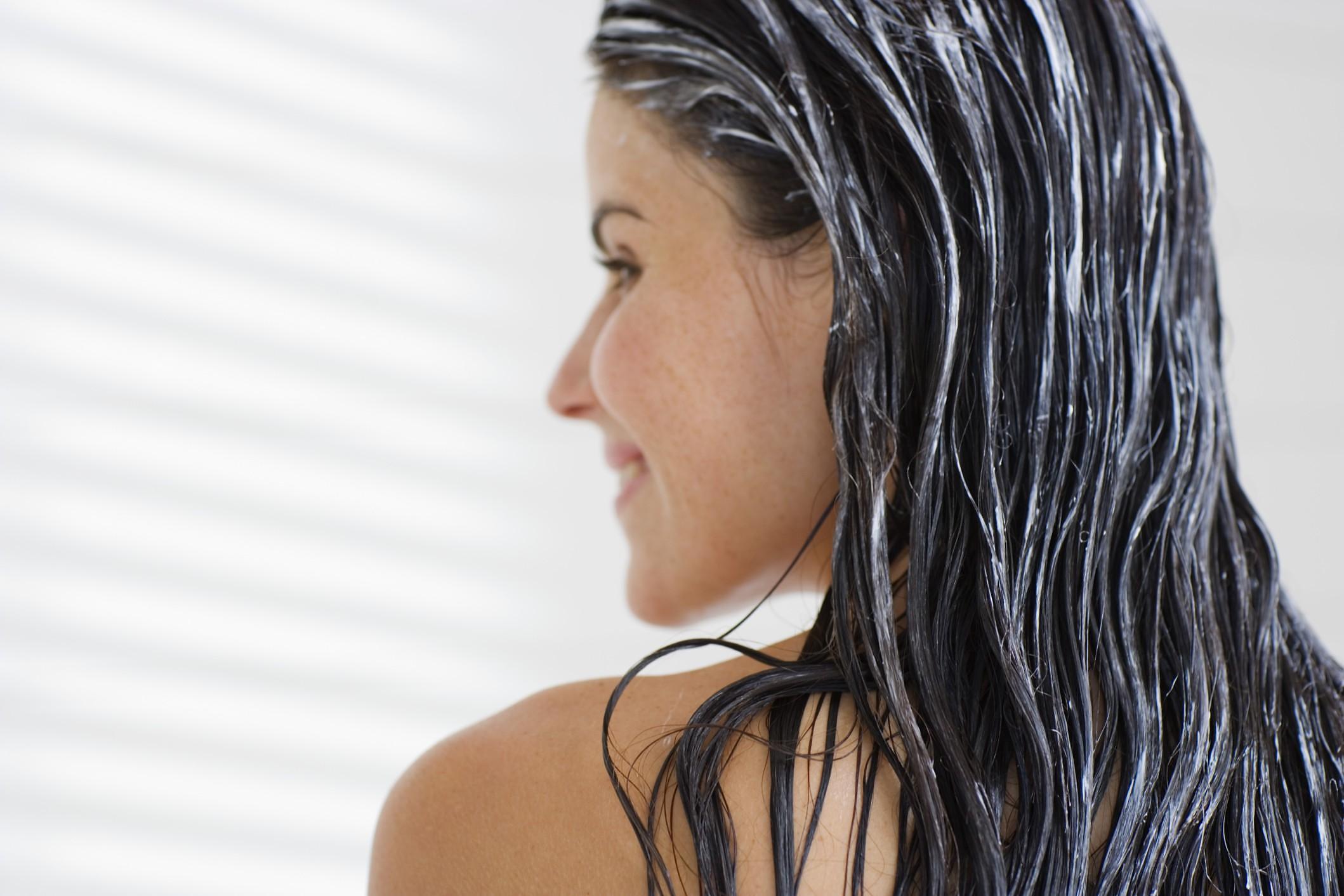 Как сделать чтобы волосы блестели народные средства