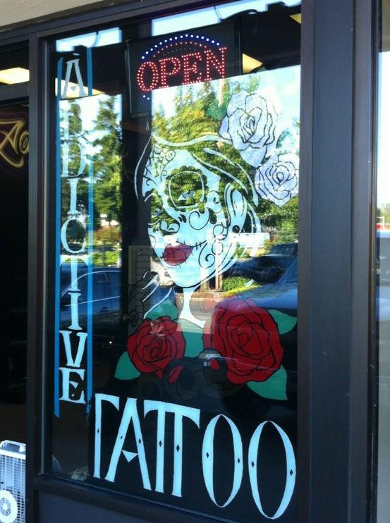 Addictive ink tattoo shop everett washington bio for Ink tattoo shop