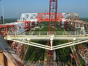 Gantry Bridge at NASA-LaRC