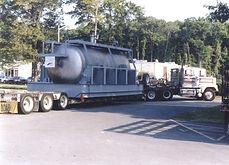 8000 Gallon Copper-Nickel Tank