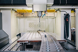 Connection Plate Machining
