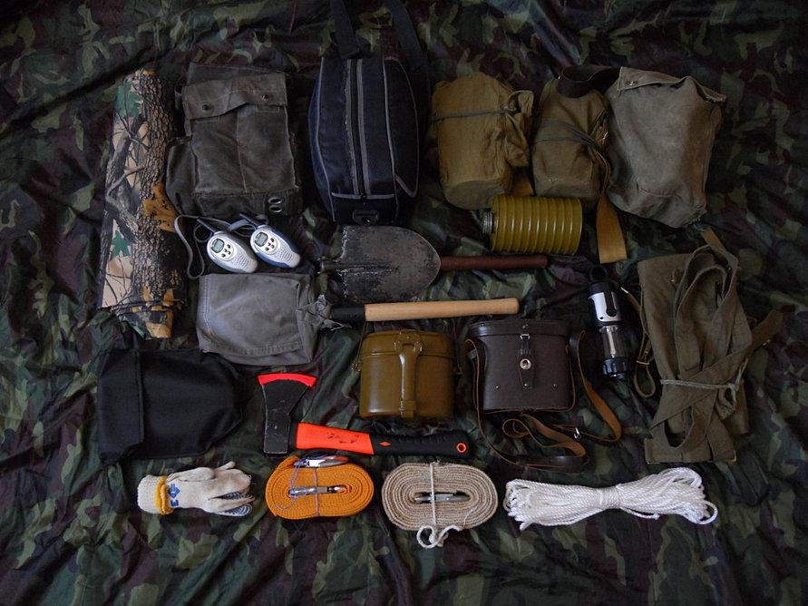 Что взять с собой на охоту своими руками