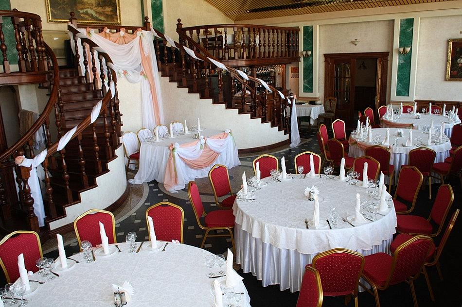 Ресторан на свадьбу спб