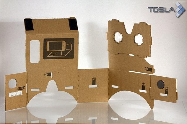 Кардбоард модели из картона своими руками 58