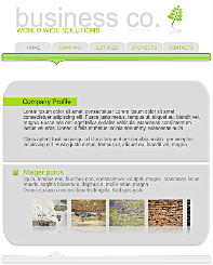 World Wide Solutions Timeline Template - A professionally designed Flash template perfect for the small business. It offers easy to navigate sections and plenty of room to display your unique text, services, corporate colors and images. Simply customize with our drag & drop publishing wizard and increase your online presence.