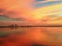 Tampa, FL  City Skyline