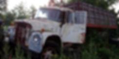 Scrap Farm Truck