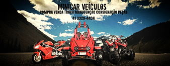 Minicar Kennedy, Curitiba, PR