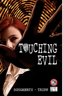 Touching Evil by Dan Dougherty