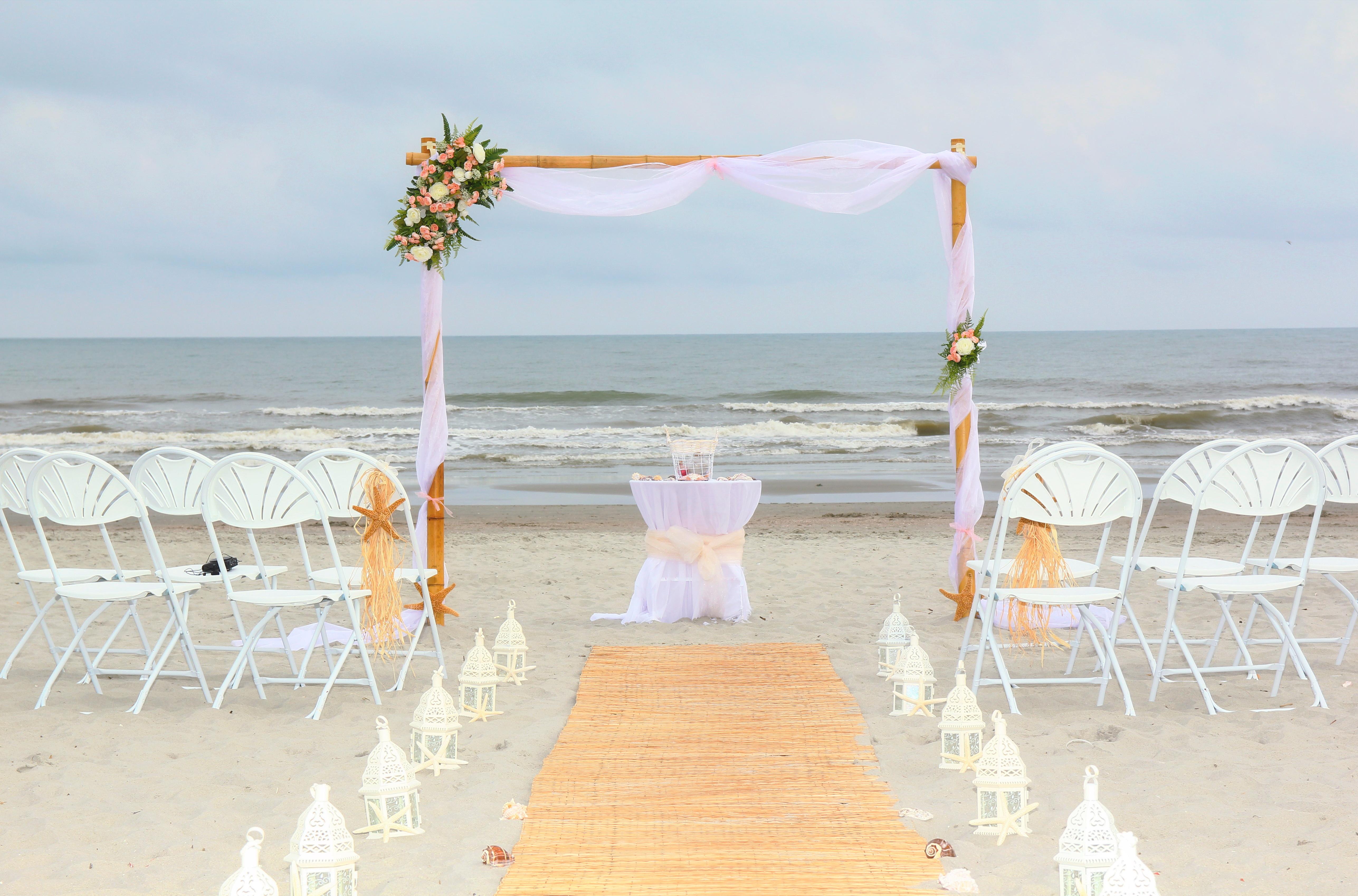Carolina Beach-Wilmington-NC-Wedding Packages-North Myrtle Beach, SC