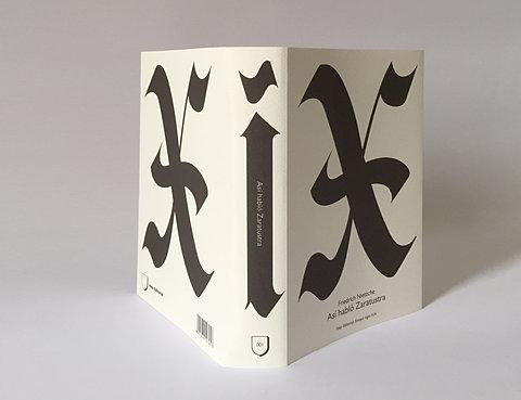 nando vivas    th century essayseditorial design cover  th century essay collection nietzche zaratustra
