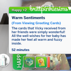 There Are Baby Related Rewards For Your Sim, Depending On How Well They  Score In The Baby Shower. The Prizes Are Base Game Content, So Everyone  Will Be Able ...