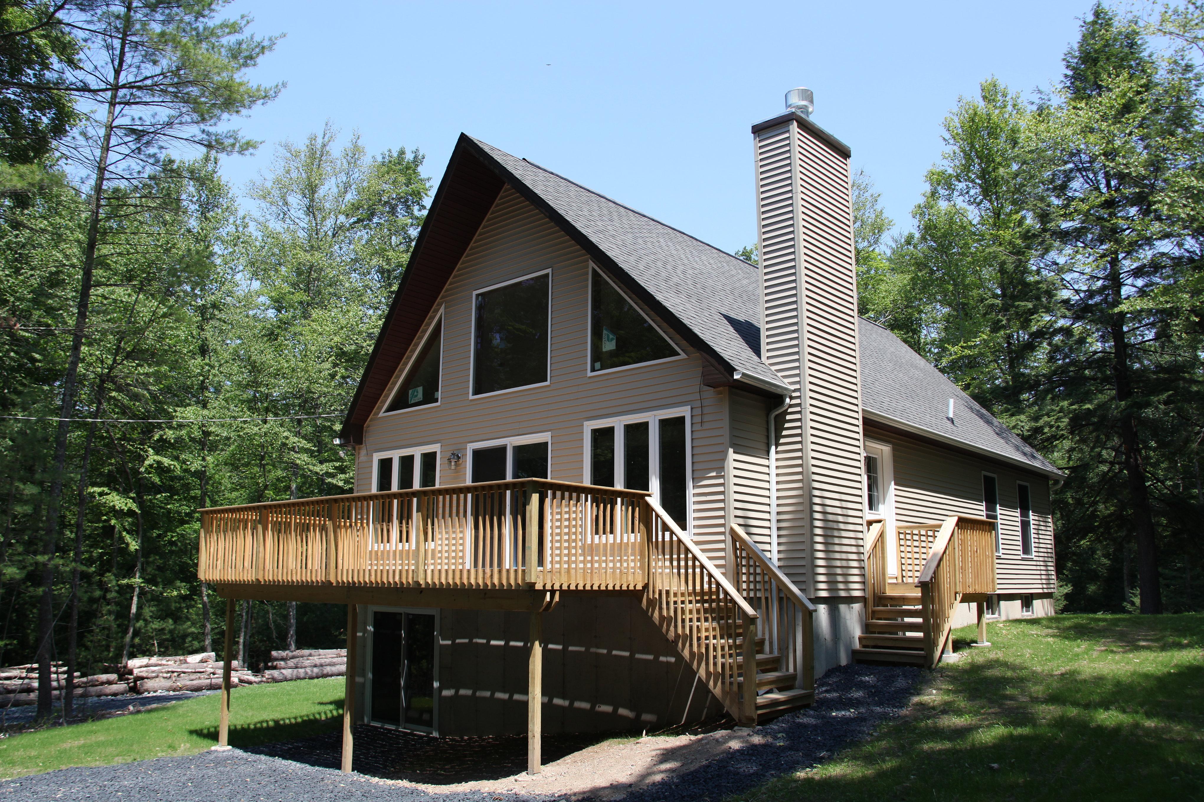 Modular homes ny custom homes ny - Unique modular houses family homes ...