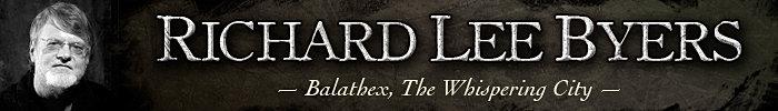 Richard Lee Byers Forgotten Realms Wizards