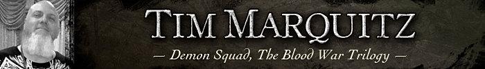 Tim Marquitz Author of Demon Squad