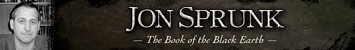Fantasy Author Jon Sprunk