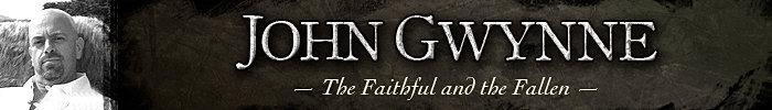 Author John Gwynne | The Faithful and the Fallen