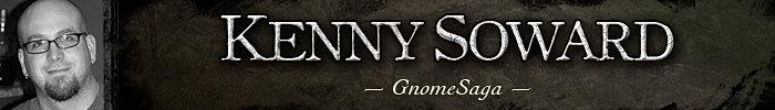 GnomeSaga Dead West Author Kenny Soward Rough Magick Tinkermage