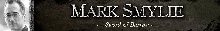 Sword & Barrow Author Mark Smylie Artesia