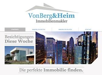 Immobilienmakler Template - Mit dieser überzeugenden Vorlage bringen Sie Ihr Immobilienunternehmen zum Erfolg! Fügen Sie eine Fotogalerie mit Ihren Objekten hinzu und ändern Sie die Texte, um Ihre Leistungen zu beschreiben. Beginnen Sie jetzt und erstellen Sie eine professionelle Website!