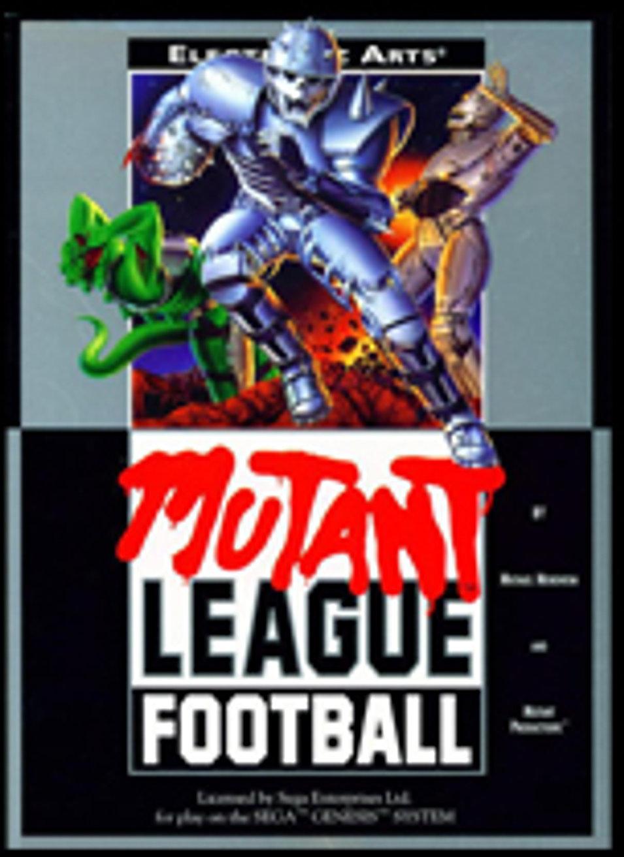 Mutant League Football Box Cover