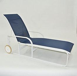 Brown jordan furniture restoration and refinishing for Brown jordan chaise