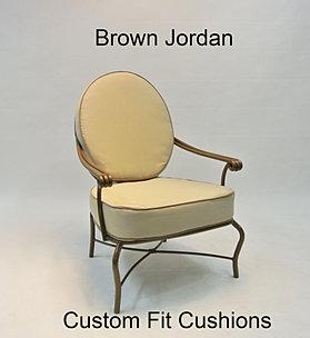 California furniture restoration for Brown jordan tamiami chaise