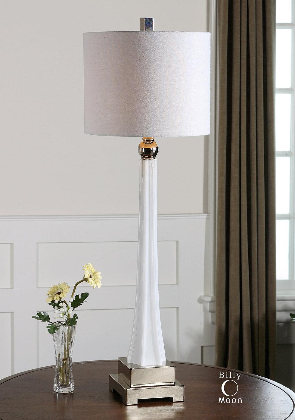 Crystal buffet lamps - Buffet Lamps