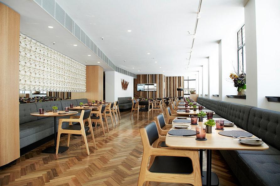 The freeman journal sydney 39 s top 10 restaurants for Best dining rooms sydney