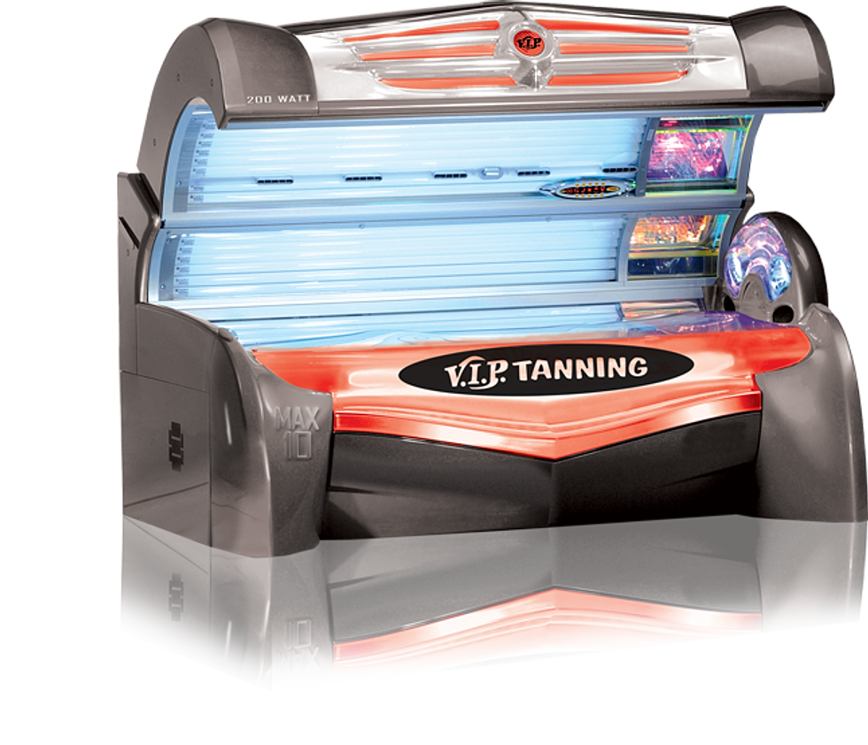 Vip tanning of orion for 85 degrees tanning salon