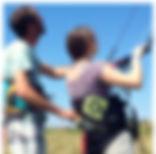 Kiteschule Kitesurfen Ringkobing Hvide Sande Dänemark Kitespot Hvide Sande Kitelehrer Kiteverleih Kiteschule Kitesurfen kitekurs anfänger dänemark schnupperkurs