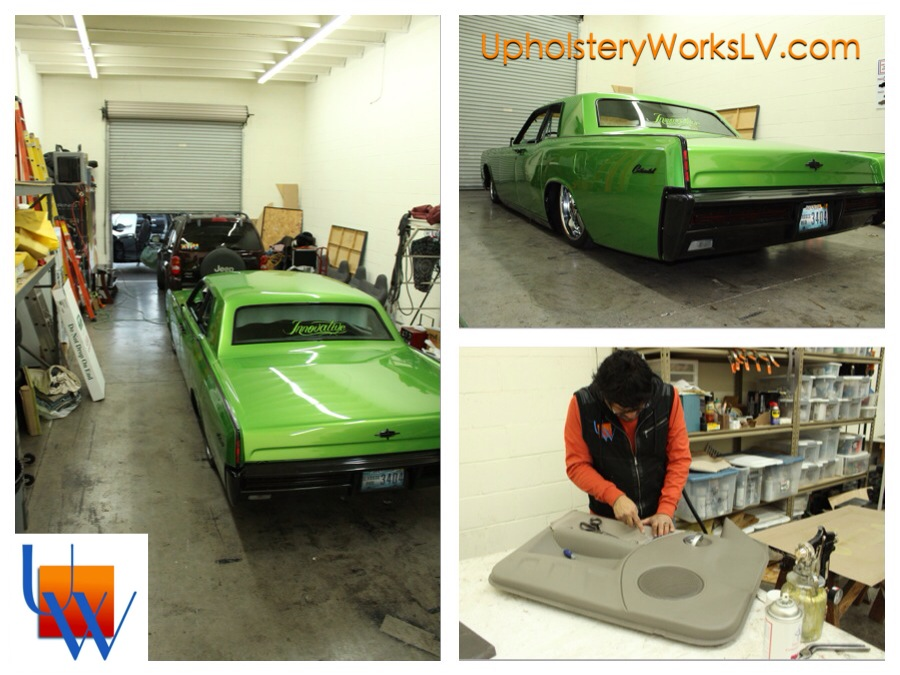 upholstery works las vegas commercial residential upholstery classic car door panels. Black Bedroom Furniture Sets. Home Design Ideas