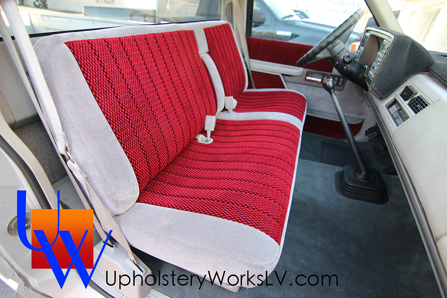 upholstery works las vegas commercial residential upholstery 1991 gmc custom interior. Black Bedroom Furniture Sets. Home Design Ideas