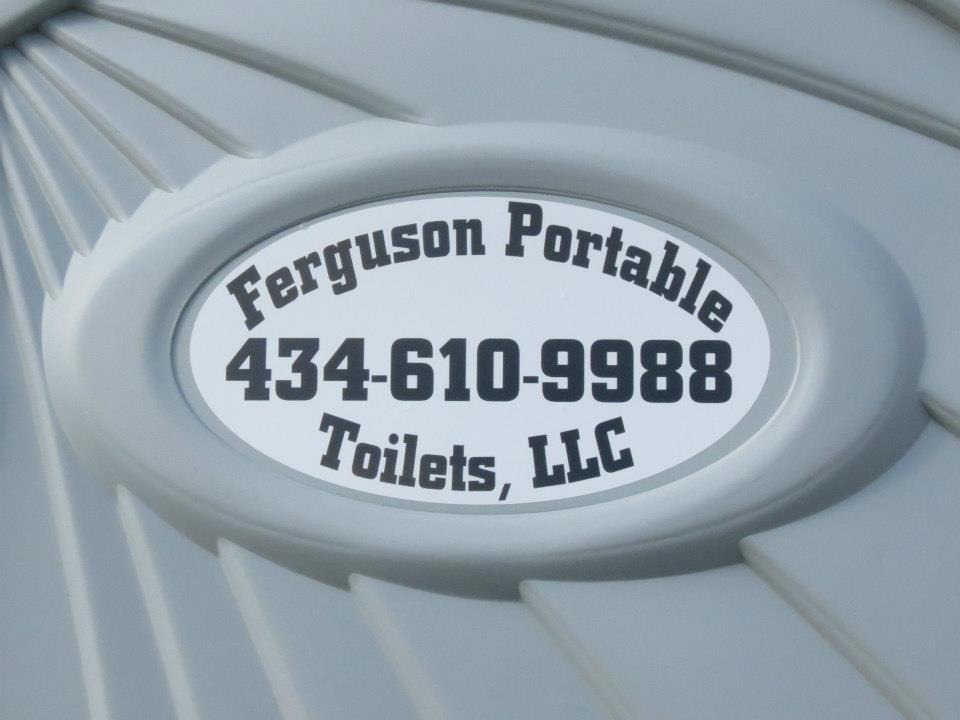Ferguson Portable Toilets Lynchburg Appomattox Farmville