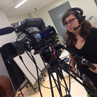 Pembroke Media Volunteer Jessica Lynne Fano