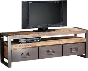 Collection tuff avenue meuble t v t v unit for Meuble collection tuff avenue