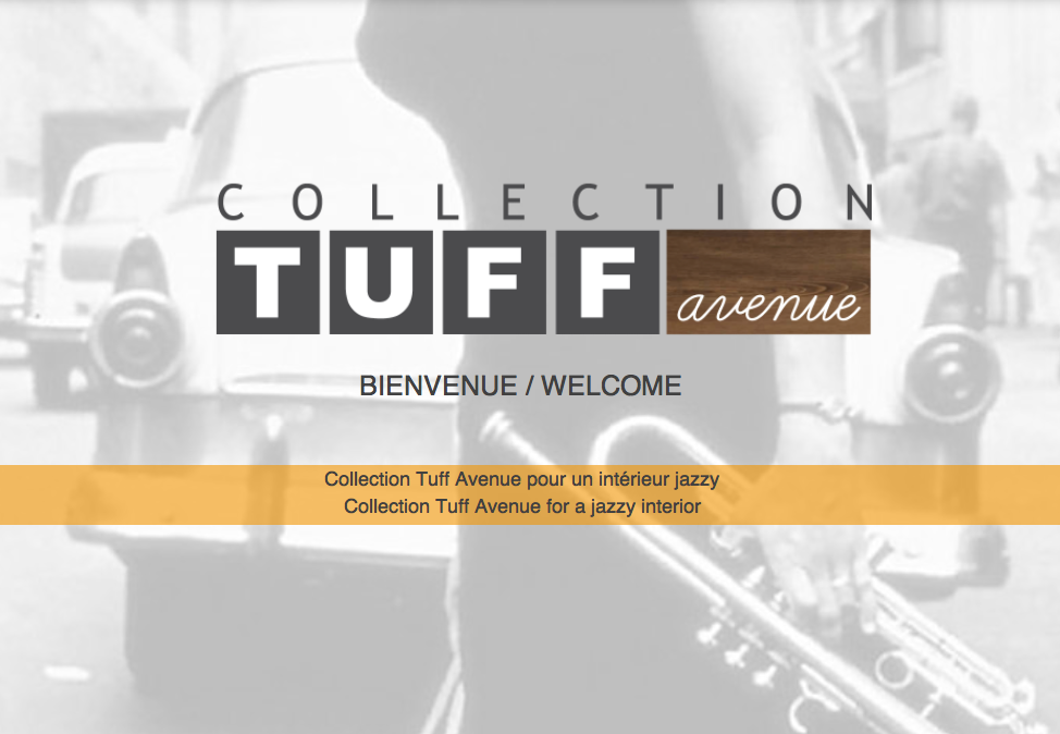 Collection tuff avenue for Meuble collection tuff avenue