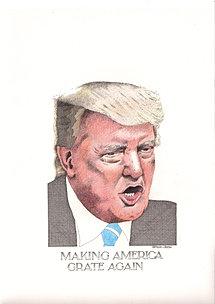 'Making America GRATE Again'