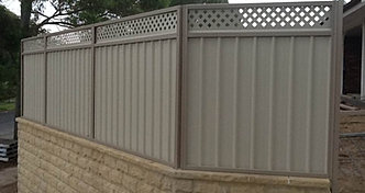 Colorbond Fencing Liverpool