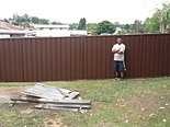 Colorbond Fencing Balcktown