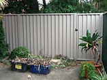 Colorbond Fencing Enfield