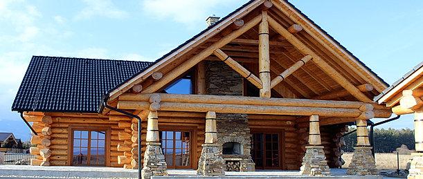 Kanadisches blockhaus modern  ARS Blockhaus | Kontakt